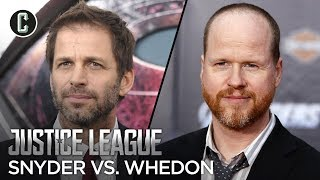 Justice League: Who Directed What - Zack Snyder or Joss Whedon?