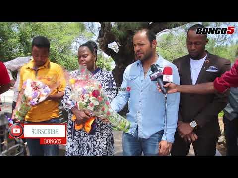Ramsey Nouah alivyofanya ibada kwenye kaburi la Kanumba