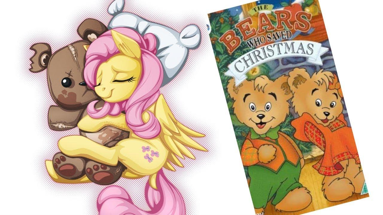 The Bears Who Saved Christmas.Christmas Cringe Christopher And Holly The Bears Who Saved Christmas