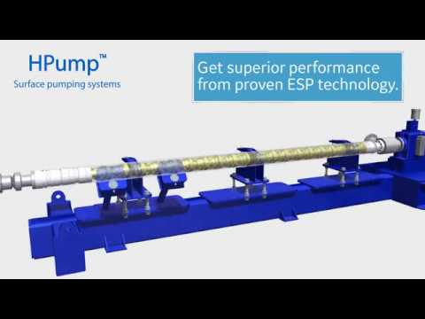 HPump™ Surface Pumping System