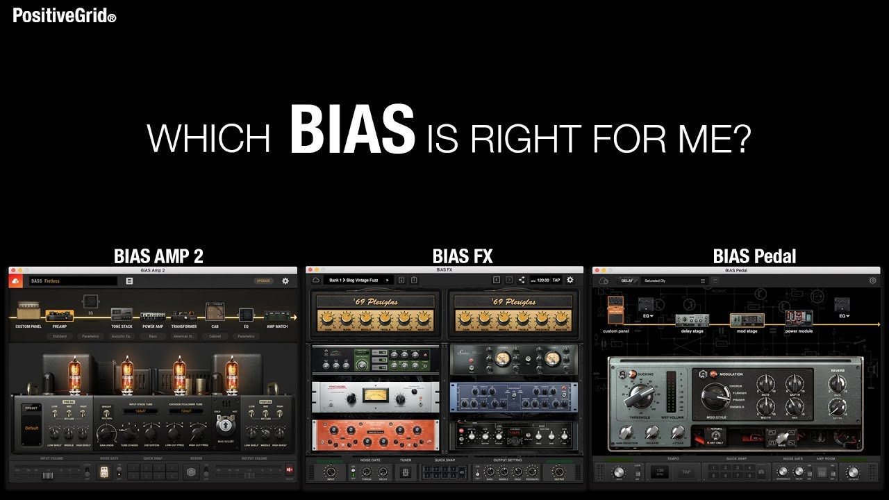 bias fx pro amp list