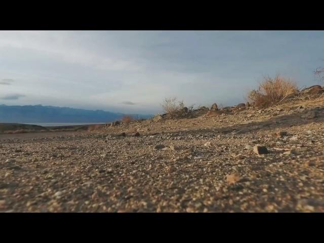 DJI Phantom 4 - 5 Mile  Flight - Lone Pine California