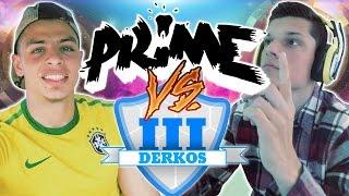PRIME VS DERKOS #1