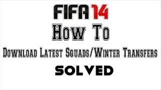 fifa 14 download latest squadswinter transfers career mode