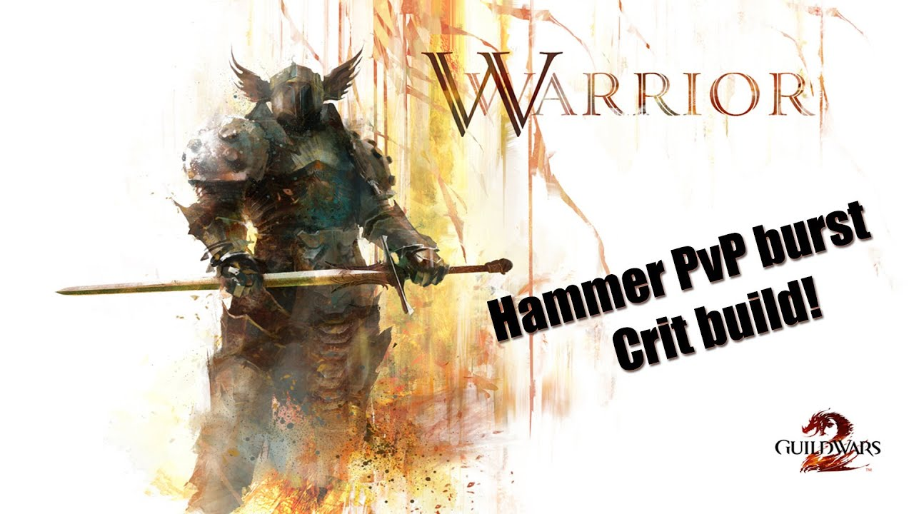 Guild Wars  Warrior Hammer Build Pvp
