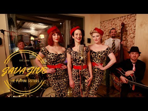 Java Jive  The Puppini Sisters