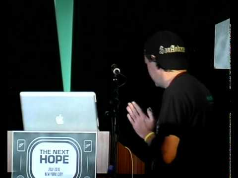 1of11 WikiLeaks Keynote Address at The Next HOPE