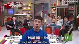 [ENG SUB] 5MBC Chaos King Election - P.O
