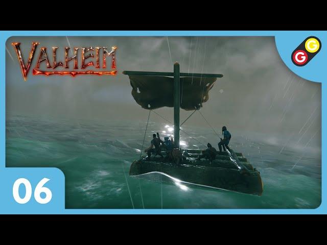 Valheim #06 L'épopée du portail de l'Aîné ! [FR]