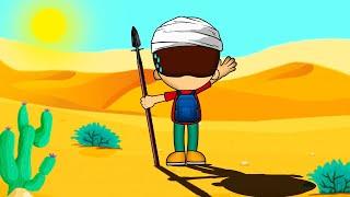 Как выжить в пустыне. Лайфхаки от Супер Антоши