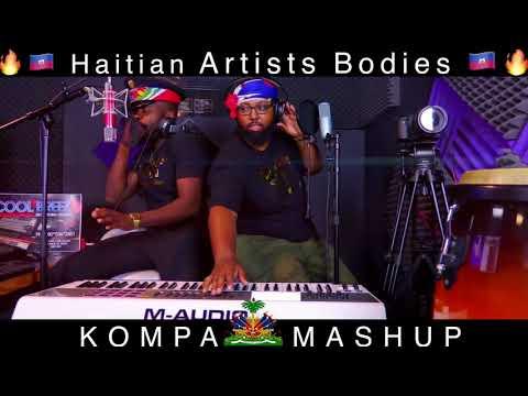 Haitian Artists bodies Kompa mashup