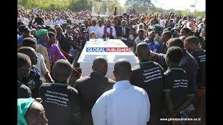 MAKABURINI: Maria na Consolata Wanazikwa Tosamaganga