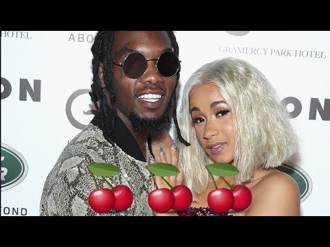 """Cardi B Claims She Hit """"Baby Daddy Jackpot"""" With Offset!"""