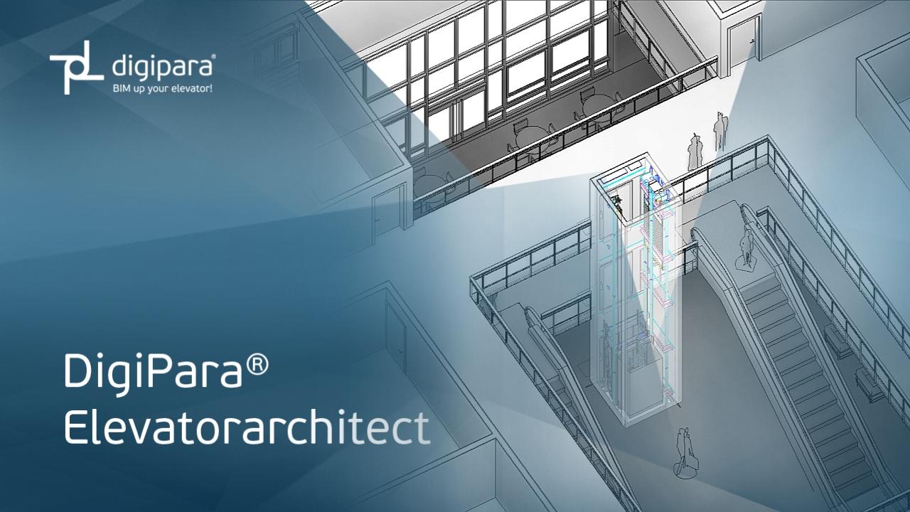 DigiPara® Elevatorarchitect | DigiPara