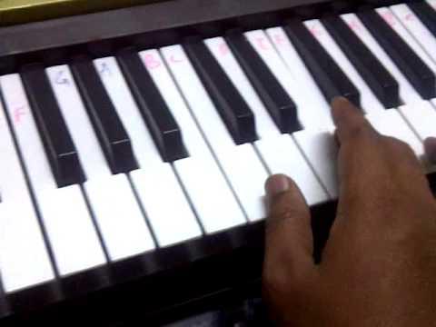 Sau dard hai - piano