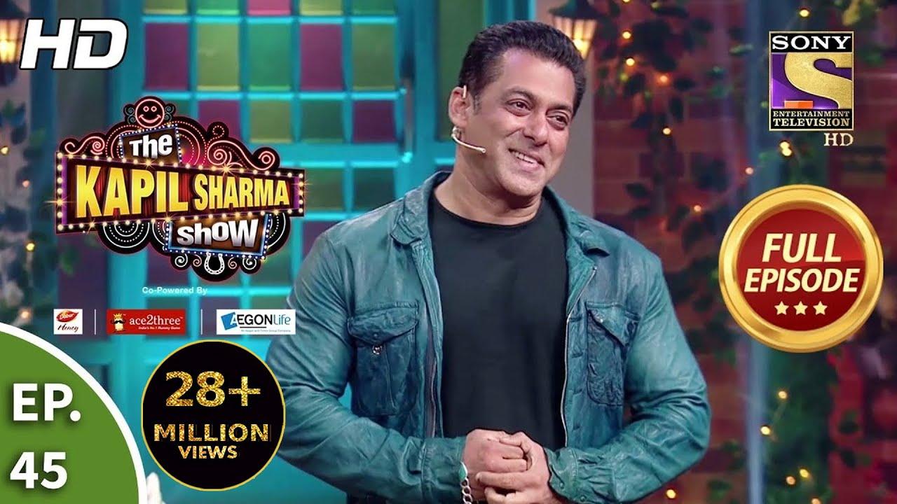 Download 2019 | The Kapil Sharma Show Season 2-Ep 45 -Fun With Salman & Katrina-1st Jun'19