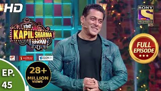 The Kapil Sharma Show Season 2-दी कपिल शर्मा शो सीज़न2-Ep 45 -Fun With Salman & Katrina-1st June,2019