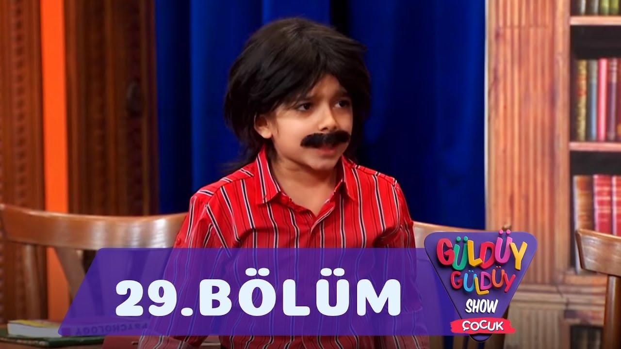 Güldüy Güldüy Show Çocuk 29.Bölüm (Tek Parça Full HD)