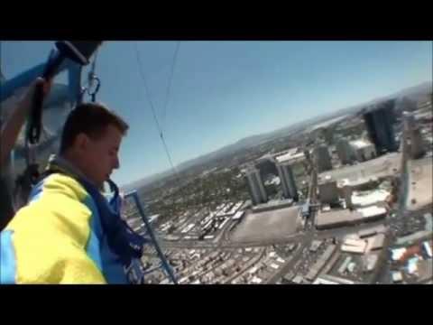 SkyJump Las Vegas WristCam (HD)