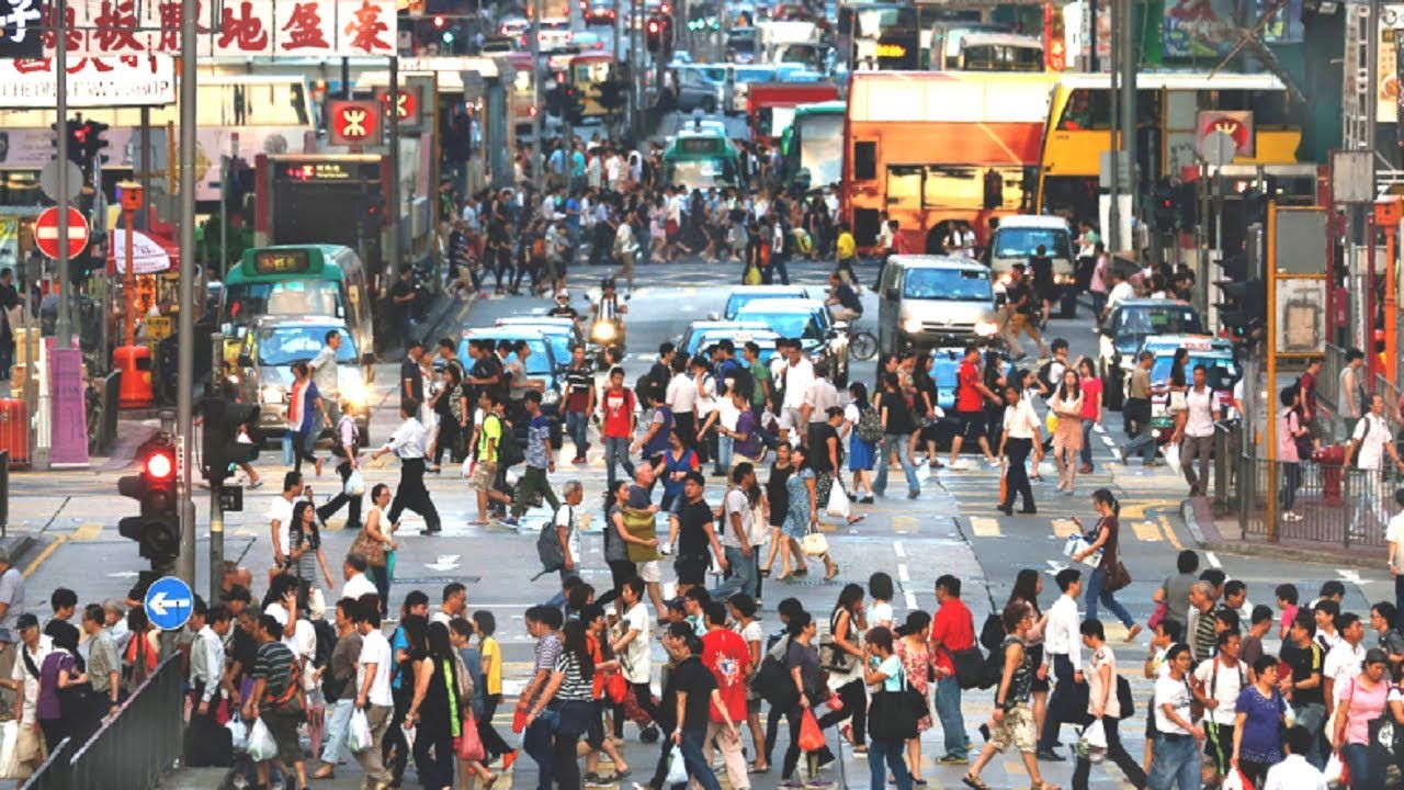 why are some places densely populated