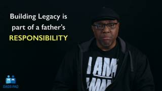 Dads Pad Live w/ Kenneth Braswell - A Fathers Role in Building Legacy