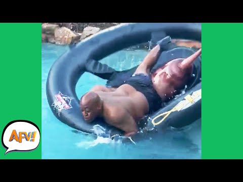 Somedays the Struggle is REAL! 😅😂 | Funny Life Fails | AFV 2021