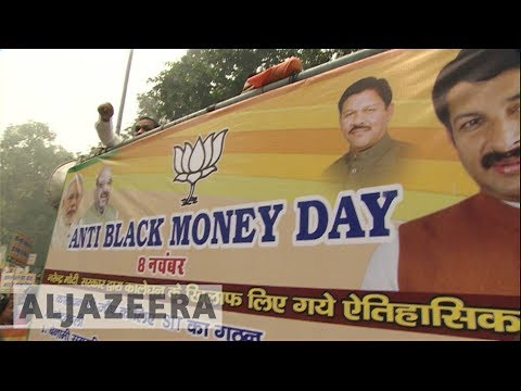 India's demonetisation anniversary highlights divisions Mp3