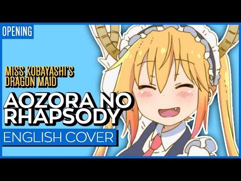 Miss Kobayashi's Dragon Maid OP TV-SIZE ENGLISH | Kuraiinu