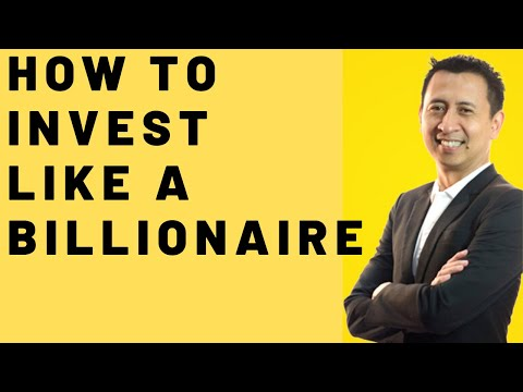 Invest Like A Billionaire Bo Sanchez Truly Rich Club