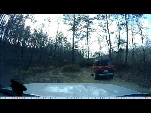 Peach State Overland Goes To Little River Canyon Alabama 11-28-15