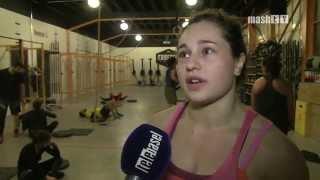 Powerlifting Weltmeisterin Nora Jäggi