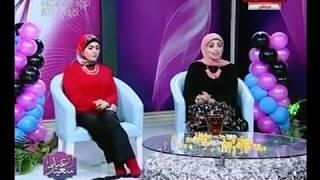 عيد سعيد مع منال عبد اللطيف وعبيرالشيخ |لقاء الشيخ حسن الجنايني حول زيارة القبور 16-6-2018