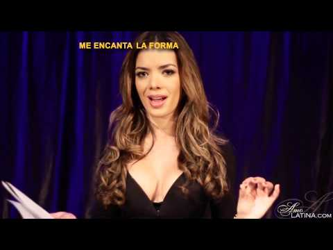 AmoLatina.com Spanish Lessons with Elianis Ep. 12 from YouTube · Duration:  57 seconds