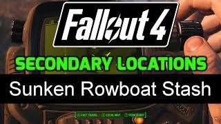 fo4 secondary locations 1 04 sunken rowboat stash