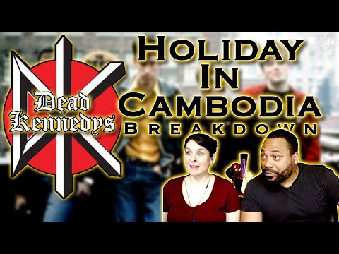 Dead Kennedys-Holiday In Cambodia Reaction!!