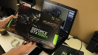 Colorful iGame GTX 1050 Ti 4GB нова недорога відеокарта для ігор і монтажу від NVIDIA з TomTop!