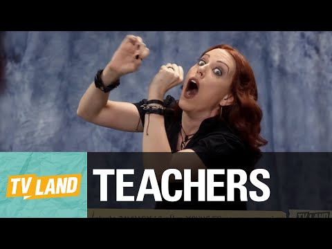 Teachers  Series   Comedy Produced by Alison Brie  TV Land