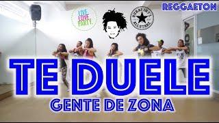 Te Duele | Gente De Zona | Zumba® | Alfredo Jay & Madelle PAltu-ob