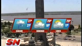 Pronóstico del tiempo extendido hasta Nochebuena  Diego Olobardi