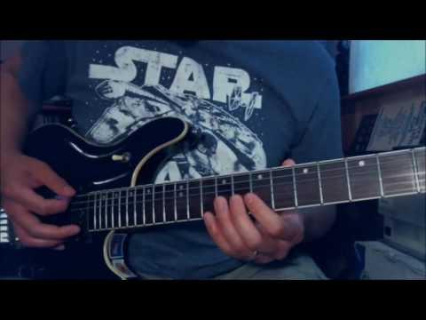 Judas Priest - The Hellion - Guitar Lesson (covers all guitar harmonies)