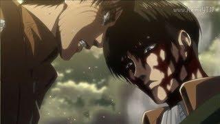 Shingeki No Kyojin 3 Capitulo 12 Escena PostCreditos