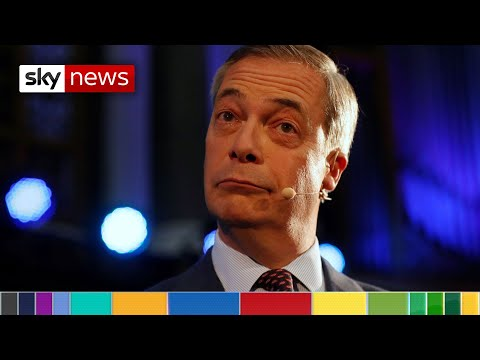 General Election: Can Farage win over the 'Workington Man'?