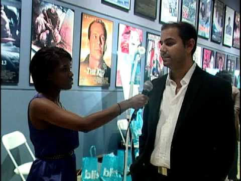 2010 Bel-Air Film Festival Lounge Interview-Palak Patel: Production Pres. Roth Films