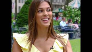 Rapid Fire with Miss Universe 2016 Iris Mittenaere