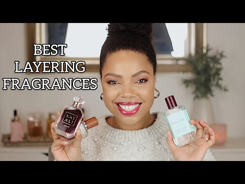MY PERFUME COLLECTION | PERFUMES USED FOR LAYERING | Karina Waldron