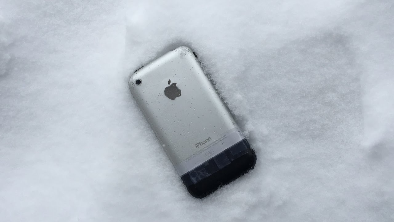 how to get iphone to stop dying in the cold