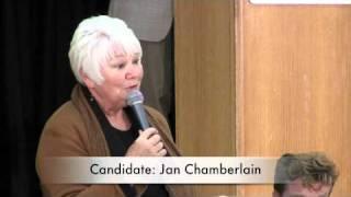 Owen Sound Municipal Election 2010 Jan Chamberlain - theOwen.com