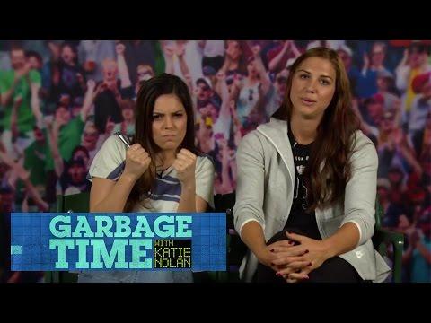 """""""Trash Talk"""" with Alex Morgan, Sydney Leroux & Kelley O'Hara"""