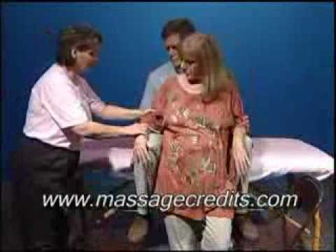 Judy Koch: Back Labor Pain Relief Positions