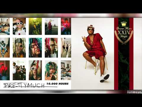 """I Like 10,000 Hours"" - Mashup of Bruno Mars/PRETTYMUCH"